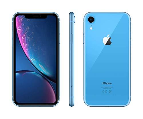 Apple iPhone Xr 128GB Blu (Ricondizionato)