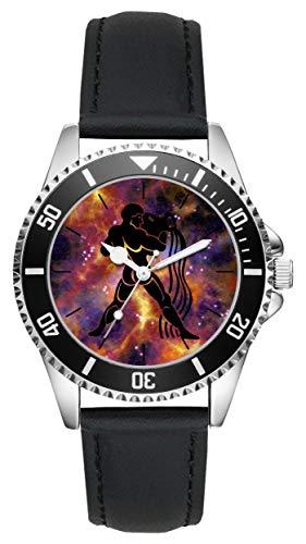 Regalo Acuario Horóscopo Signo del Zodíaco Reloj L-6177