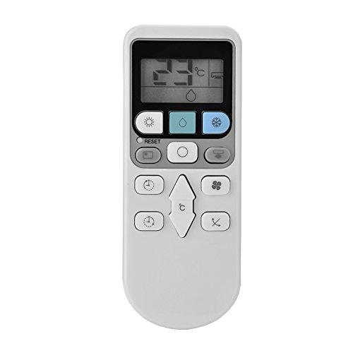 Richgv Mando a Distancia de Repuesto Universal Compatible con Aire Acondicionado AC3