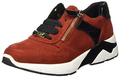 TOM TAILOR Damen 9092902 Sneaker, dkorange, 39 EU