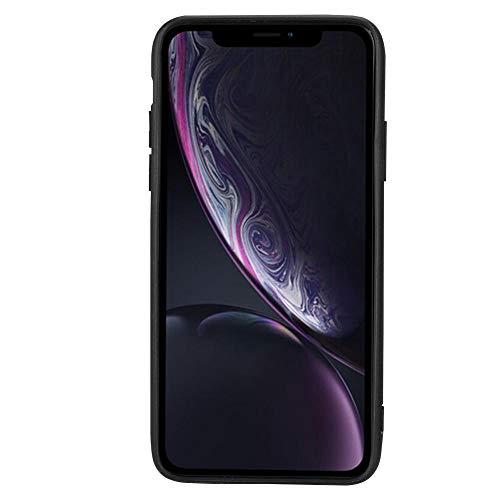 『カバー、快適な手触りの電話ケース、TPU素材の衝撃吸収性デザインにより携帯電話を保護(iphone XR)』の2枚目の画像