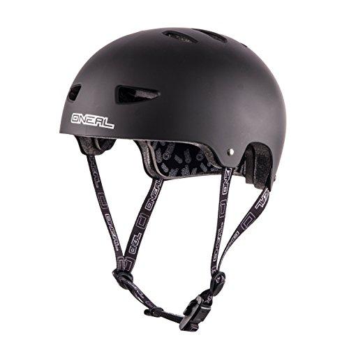 O 'Neal Dirt Lid ZF Fahrrad Helm, schwarz, M/L (56-58 cm)