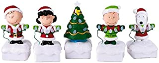 Hallmark Peanuts Gang Wireless Band Christmas Light Show