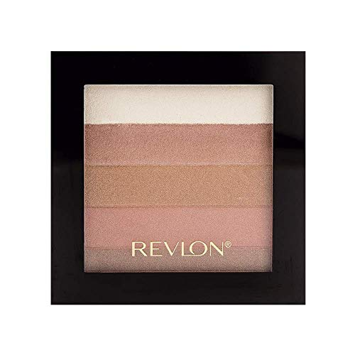 Revlon Highlighting Palette Bronze Glow 30, 1er Pack (1 x 8 g)