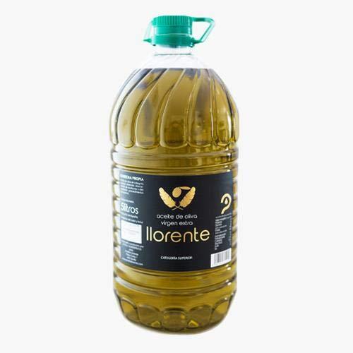 Llorente Aceite de Oliva Extra Virgen, 5000 ml