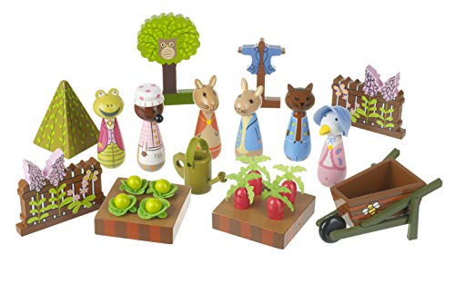 Orange Tree Toys Peter Rabbit Play Set
