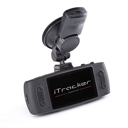 iTracker GS6000-A12 GPS WiFi Autokamera Dashcam 2K 1440p SuperHD 1296p Dash-Cam