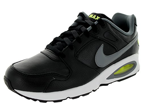 Nike Men's Air Max Coliseum Racer Leather Athletic Shoes
