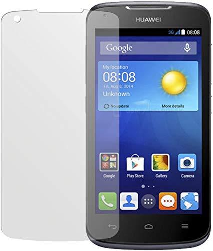 dipos I 2X Schutzfolie matt kompatibel mit Huawei Ascend Y540 Folie Bildschirmschutzfolie