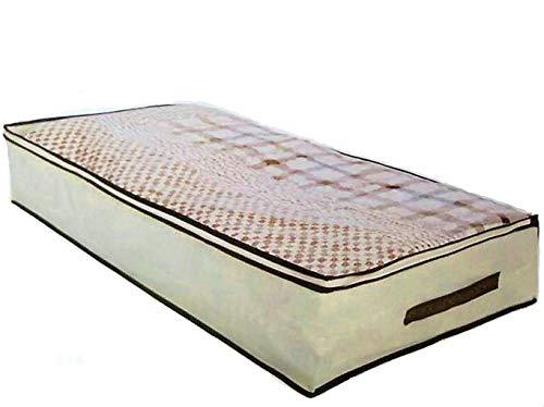 Cajas para debajo de la cama, para ahorro de espacio, cajas de almacenamiento guardarropa, paquete de 2 unidades