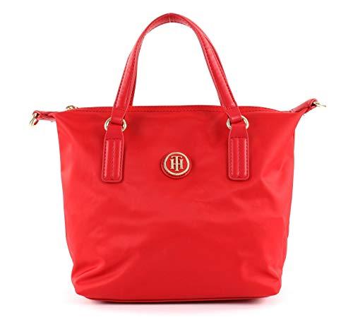 Tommy Hilfiger Damen Handtasche Poppy cranberryOne Size