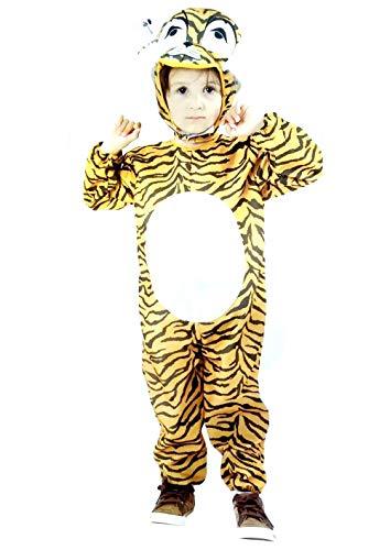 LEMON TREE SL kostuum carnaval tijger