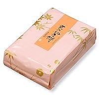 長岡京 小倉山荘 京のやき餅 丹波黒豆 ご愛食用袋(黒豆1枚入り15袋)