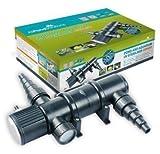 All Pond solutions CUV-211 Stérilisateur de Bassin pour Aquariophilie UV 11 W