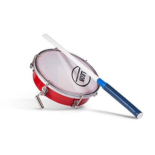 '6marco de ABS baquetas Beater Tamborim Samba Brasil instrumento de música