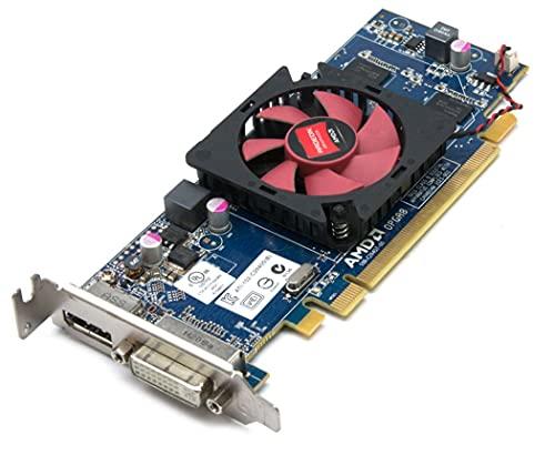 Scheda AMD Radeon HD6450ati-102-c26405N1n661GB PCIe DVI Displayport LowProfile