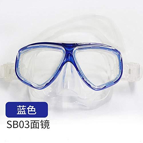 Snorkel seco Completo máscara Buceo Snorkel