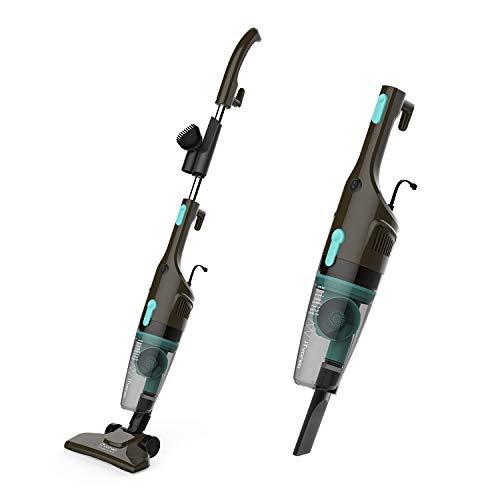 iTvanila Vacuum Cleaner, Stick Vacuum Cleaner 15KPa 600W Lightweight Bagless Upright Vacuum Cleaner with 19.6 ft. Power Cord, Pet Hair Handheld Vacuum for Home Hard Floor