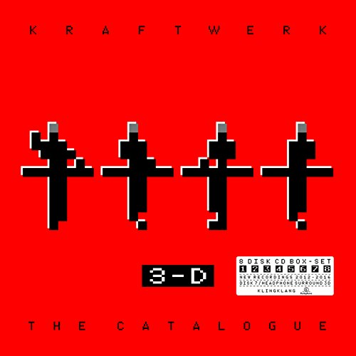 3-D The Catalogue – English Version (CD Box Set) (8 CD)