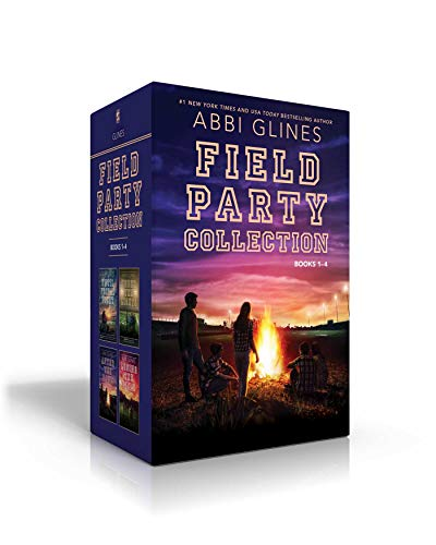 Field Party Collection Books 1-4: Until Friday Night; Under the Lights; After the Game; Losing the Field