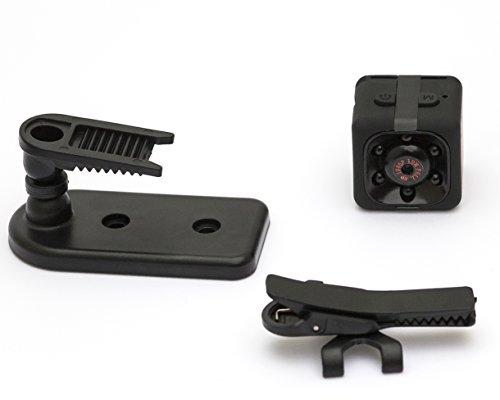 Hidden Spy Camera - [Updated 07/20] iogo Pro 1080P Cam Perfect Indoor Security Surveillance Camera for Home