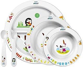 Philips AVENT Toddler Feeding Set, 6 Months - SCF716