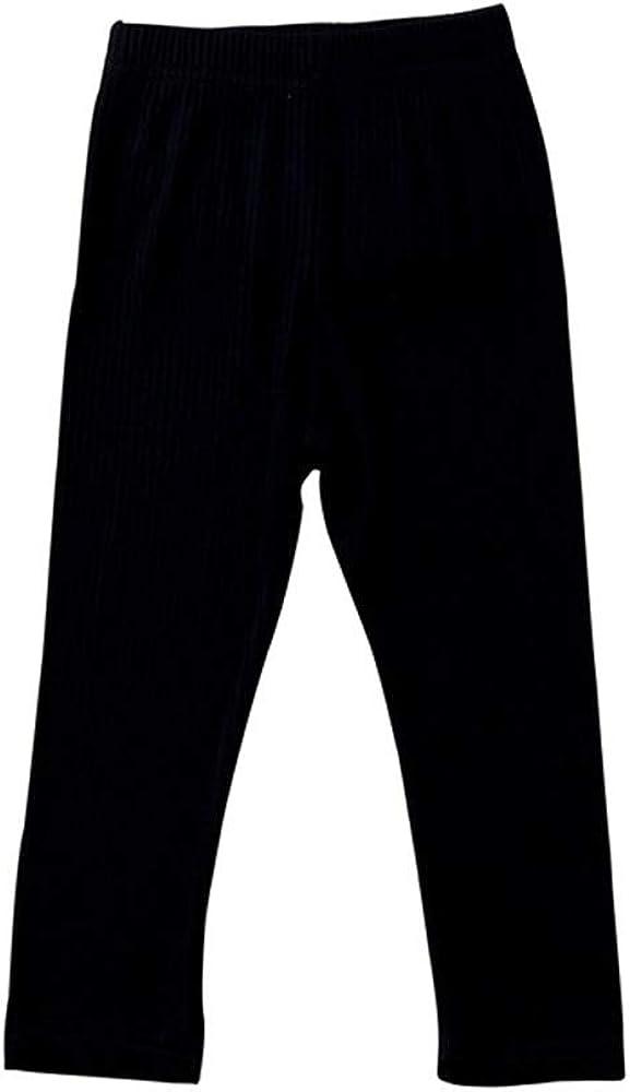 ZiweiStar Girls' Baby and Toddler LeggingsToddler Seamless Panty Soft Cotton Pants for Girls