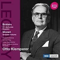 Johannes Brahms - Wolfgang Amadeus Mozart Ein deutsches Requiem - Sérénade