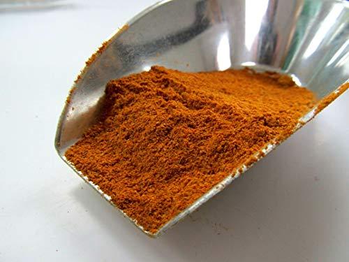 Bhut Jolokia (Naga Jolokia) Chili Pulver 1.000.000 SHU, 100g Beutel