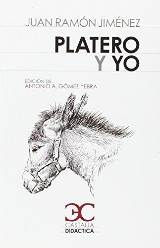 Platero y yo (CASTALIA DIDACTICA. C/D.)
