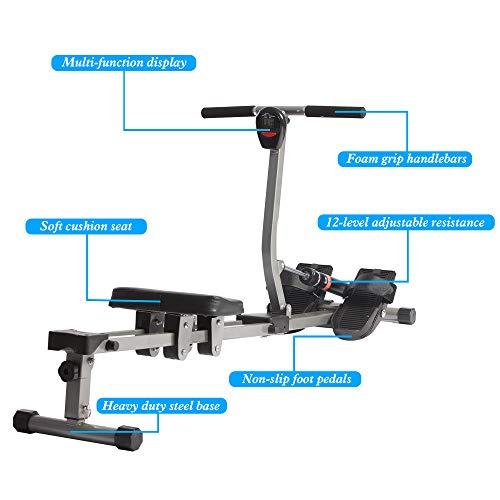 Livebest Hydraulic Rowing Machine