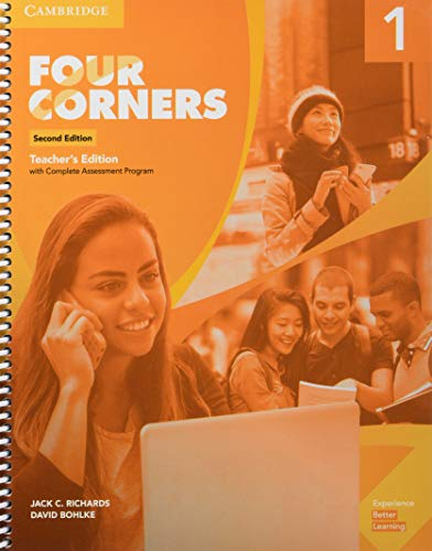 Four Corners 1 Tb With Complete Assessment Program - 2Nd Ed.