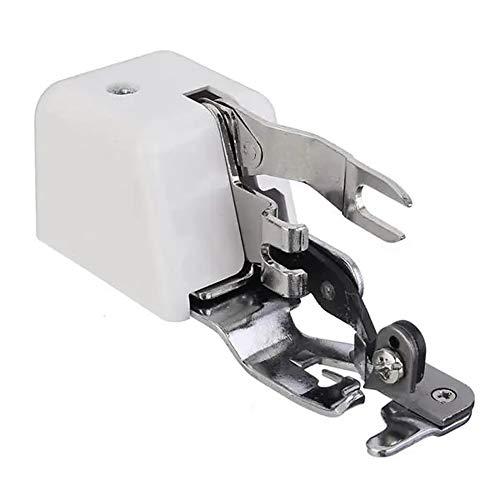 Cortador de la Cara overlock prensatelas Pies Máquina de Coser Accesorio Parte de Accesorios de Costura Lateral Kit de Partes para el hogar