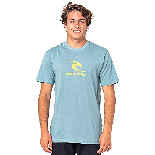 Rip Curl Camiseta de manga corta de algodón para hombre