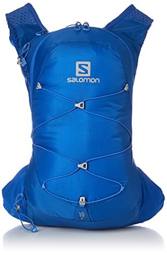 Salomon Xt 10 Unisex Erwachsene Rucksack, Unisex, Tagesrucksack, LC1526000, Nebelblau/Legierung (mehrfarbig), NS