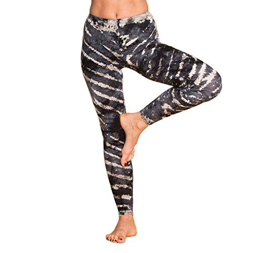 PANASIAM Leggings N006, Zebra-Style 2, Unisize