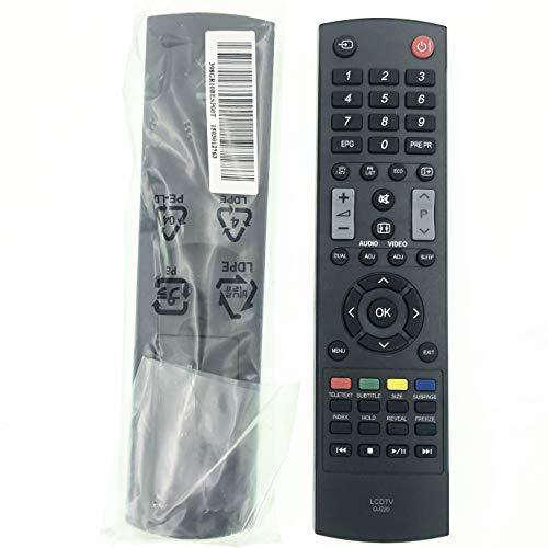 Mando a distancia GJ220 para TV LCD Sharp LC-19LE320 LC-22LE320 LC-26LE320 LC-32LE320 LC-37LE320 LC-42LE320 LC-19LE430E LC-22LE430E LC-26LE430E 0E LC-3. 2LE430E.