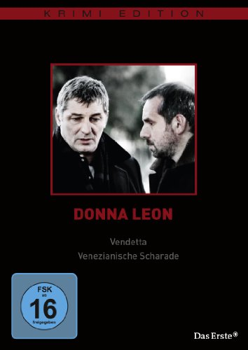 Donna Leon - Vendetta / Venezianische Scharade (Krimi-Edition)