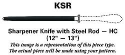 Villeroy & Boch French Garden Sharpener Knife with Steel Rod HC