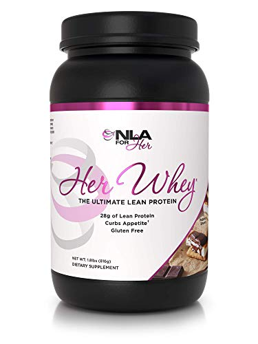 NLA Her Whey Protein (Hazelnut S'Mores) - 2.2 lbs...