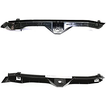 DAT AUTO PARTS Bumper Support Replacement for 04-10 Toyota Sienna Black Front Right Passenger Side TO1043112