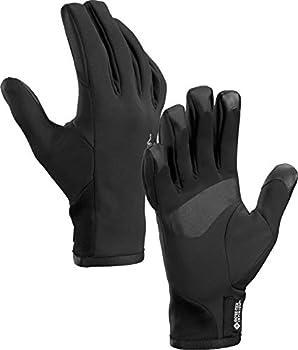 Arc teryx Venta Glove | Weather Resistant Cold Weather Glove | Black X-Small