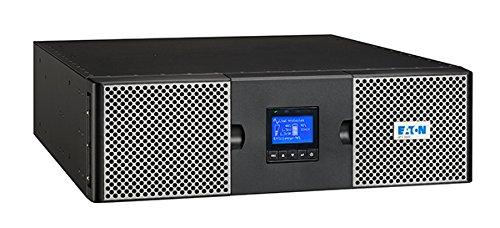 Eaton 9PX3000IRTM Sistema de alimentación ininterrumpida (UPS) 3000 VA 10 Salidas AC Doble conversión (en línea) - Fuente de alimentación Continua (UPS) (3000 VA, 3000 W, 176 V, 276 V, 200 V, 240 V)