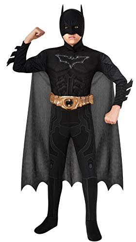 Batman Dark Knight Rises Child's Deluxe Light-Up Batman Costume with Mask and Cape - Small