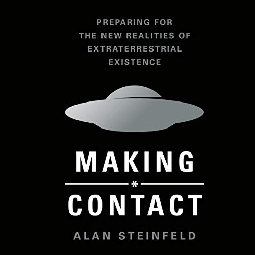 Making Contact Audiobook By Alan Steinfeld cover art