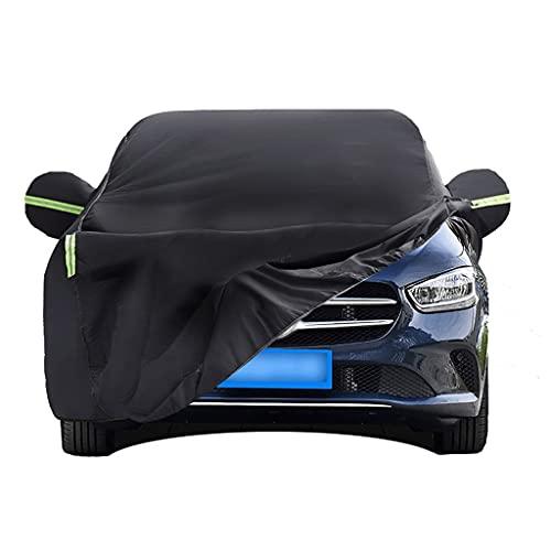 Buitenkleding Compatibel met Volvo, S60 S80 S90 S80L V40 V90 / Full Garage Alle weer Waterdichte Regen Sneeuwbescherming Auto Cover Isolatie Verdikt Auto Tarpaulin Anti-Hail