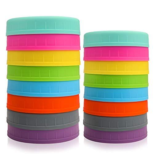 Plastic Mason Jar Lids