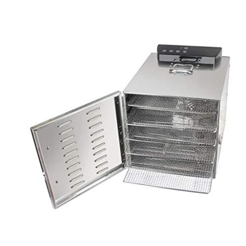 Save %33 Now! ALWUD Food Dryer Machine, Dehydrators 6Trays Timer Automatic Shut Off Dried Fruit Mach...