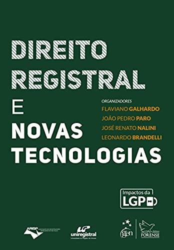 Direito Registral e Novas Tecnologias
