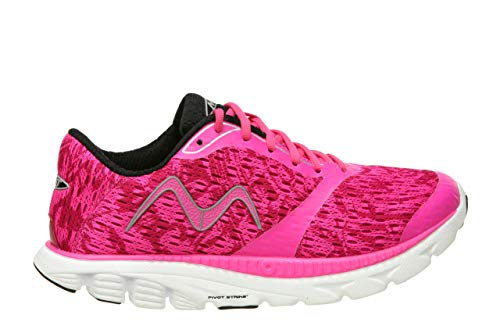 MBT USA Inc Women's Zoom 18 Pink/White Lightweight Running Sneakers 702018-1211Y Size 6.5